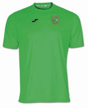Clover United FC Combi Tee - Adults 2018